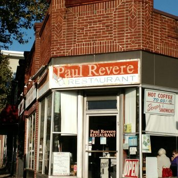 Photo Of Paul Revere West Medford Ma United States