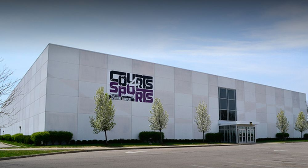 Courts 4 Sports: 854 Reading Rd, Mason, OH