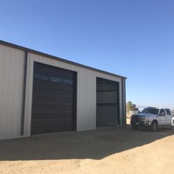 Perfect Photo Of T.E.C. Services Garage Door Repair   Palmdale, CA, United States.  Two