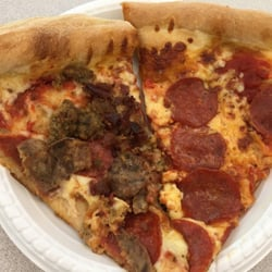 photo of sals pizza milford ma united states - Garden Pizza Milford Ma