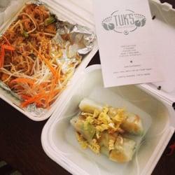 photo of tuks thai kitchen milwaukee wi united states pad thai and - Thai Kitchen Milwaukee