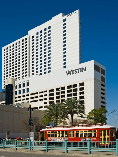 The Westin New Orleans Canal Place: 100 Rue Iberville, New Orleans, LA