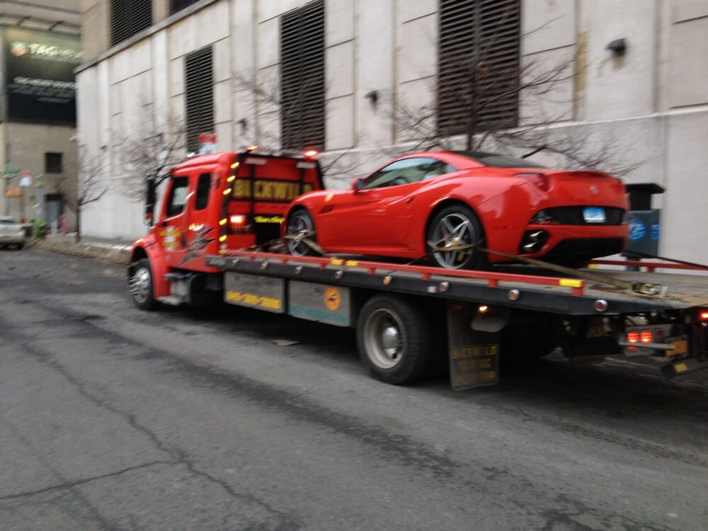 Towing business in Suffern, NY