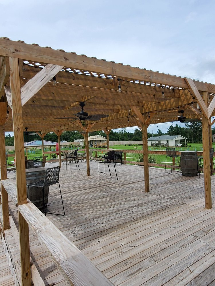 Seven Springs Farms and Vineyards: 332 Axtell Ridgeway Rd, Norlina, NC