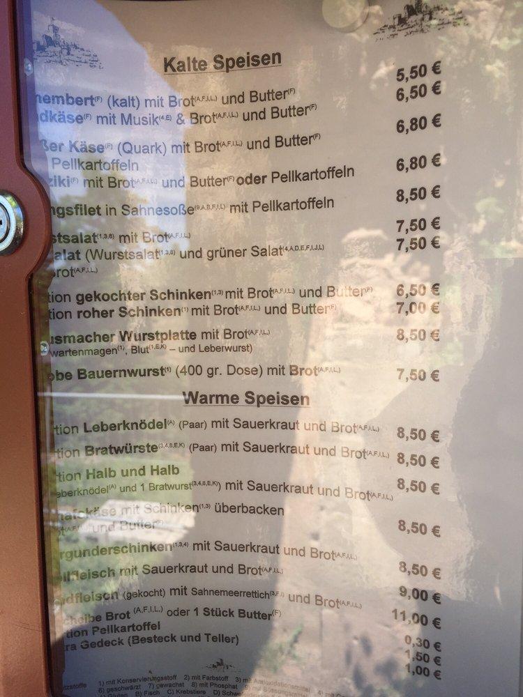 Photos for Burgschänke Wachtenburg - Yelp