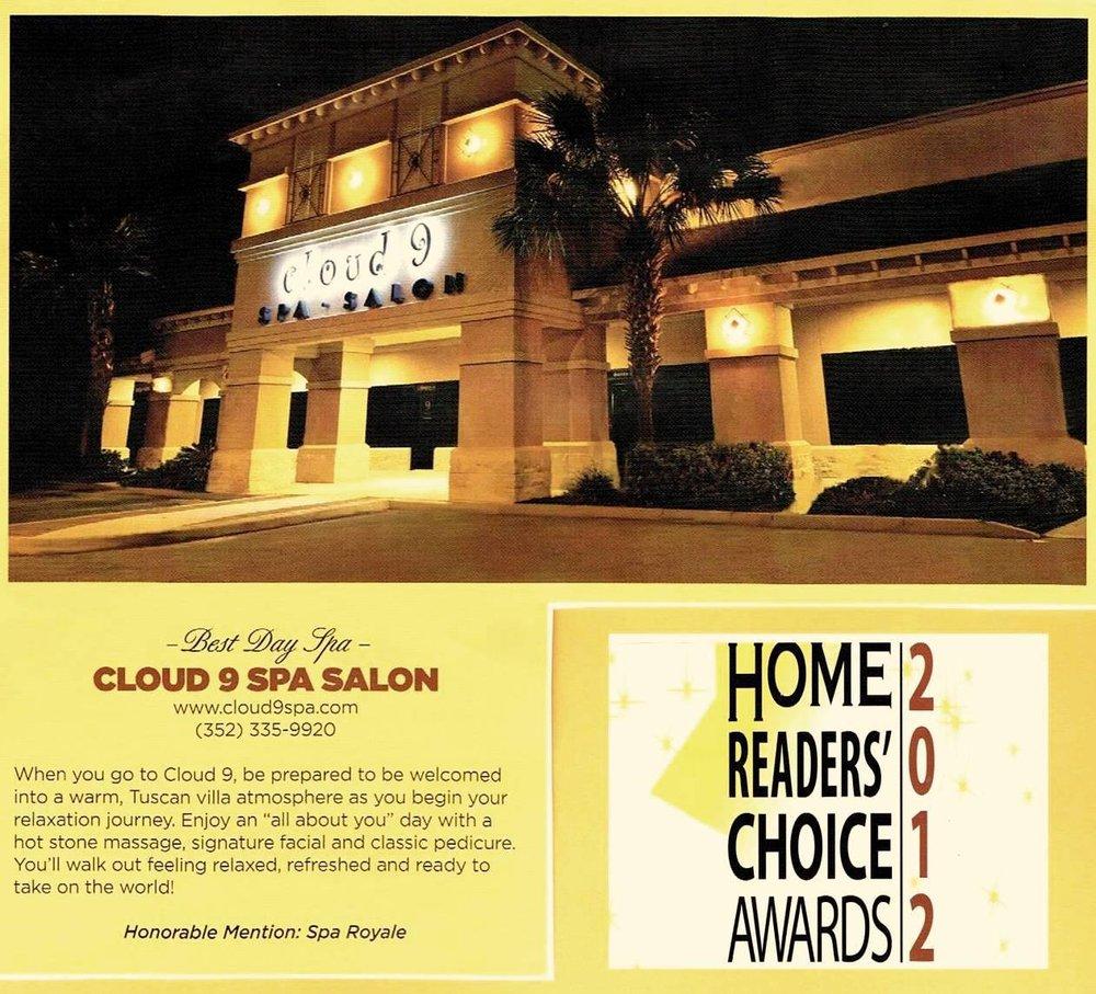 Cloud  Spa Salon Gainesville Fl