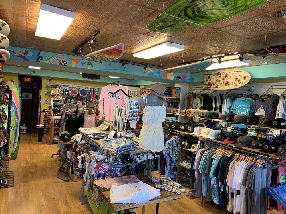 Dewey Beach Surf Shop: 2103 Izzy Plz, Dewey Beach, DE