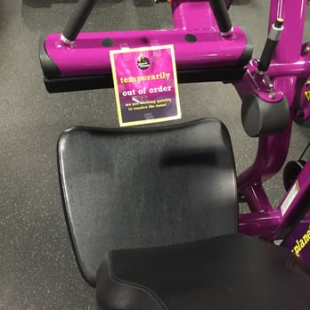 planet fitness ab machine