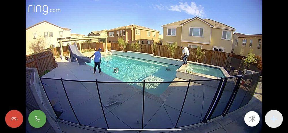 Wrigley's Pool: Brentwood, CA