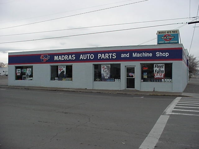 Carquest Auto Parts - Madras Auto Parts: 35 NW A St, Madras, OR