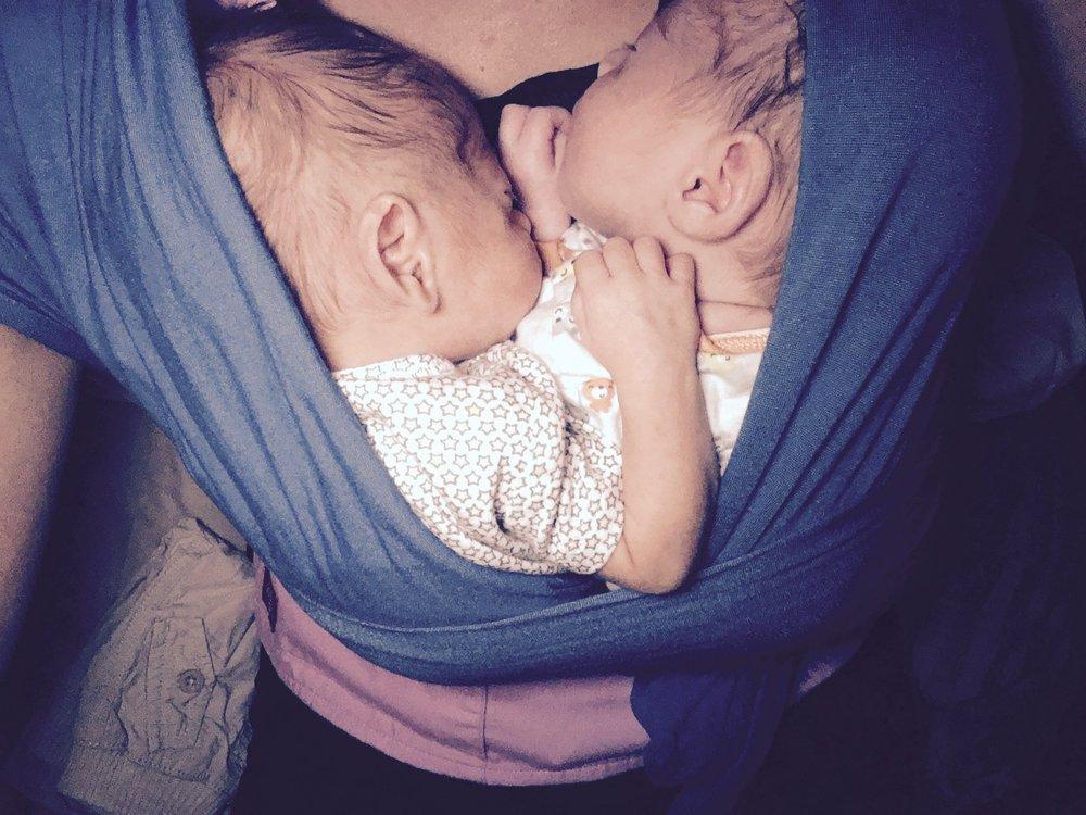 Nurturing Postpartum