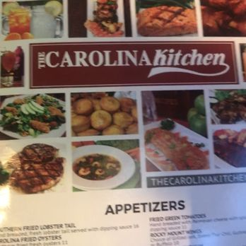 photo of carolina kitchen bar grill hyattsville md united states - Carolina Kitchen Menu