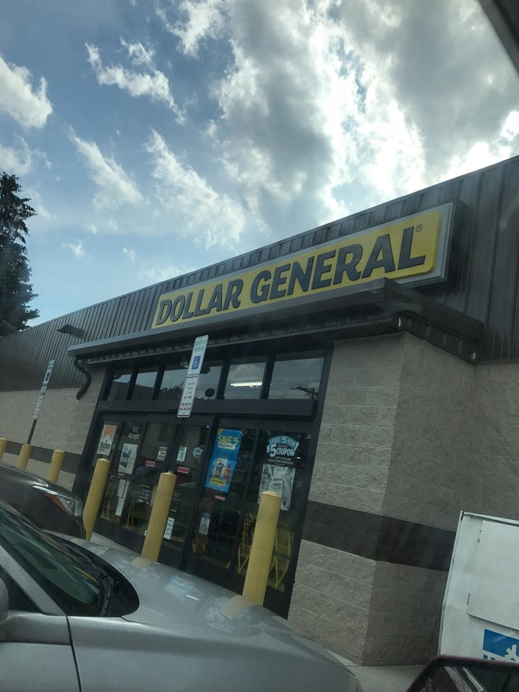 Dollar General: 120 N Main St, Davidsville, PA