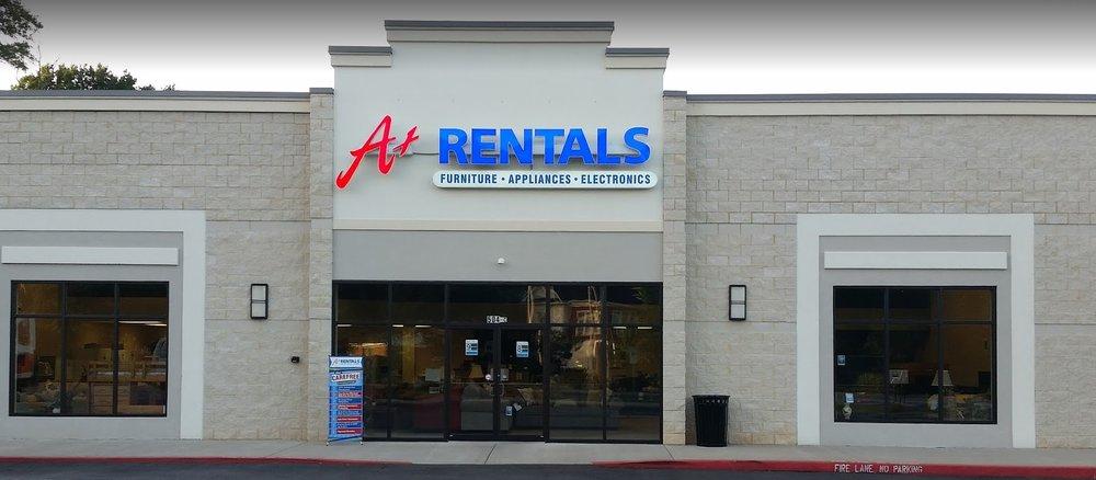 A+ Rentals Home Furnishings: 504 W Main St, Easley, SC