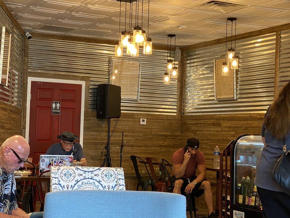 JB Coffee & Wine Bar: 16708 San Luis Pass Rd, Jamaica Beach, TX