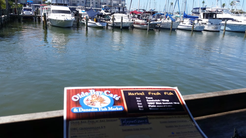 Great place to eat outside yelp for Dunedin fish market