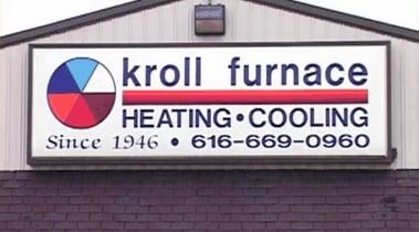 Kroll Furnace: 5820 Balsam Dr, Hudsonville, MI