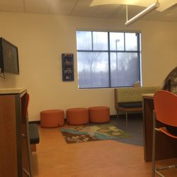 Photo Of The Shoebox Pediatric Dentistry   Beaverton, OR, United States.  Large Waiting