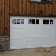 Modern Classic Photo Of Front Range Garage Door   Lafayette, CO, United  States. 16X8 Therma ...