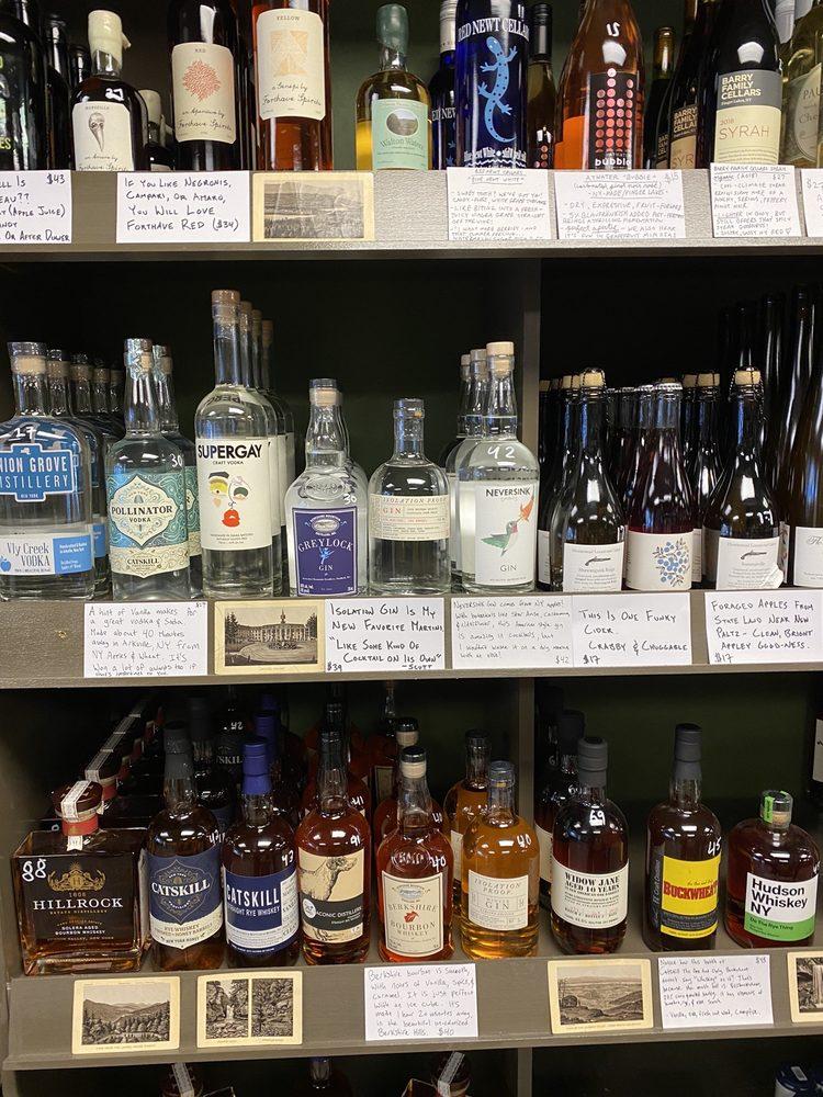 Elevated Wine & Spirits: 7261 Rt 23A, Hunter, NY