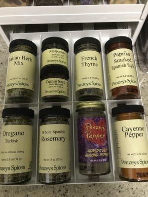 Penzeys Spices 513 W Broad St Falls Church, VA Restaurants