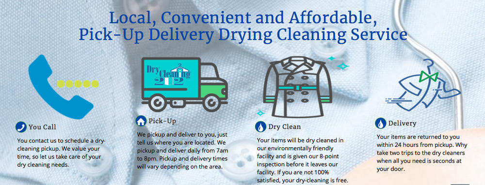 Dry Cleaning 2-U-2: Upper Marlboro, MD