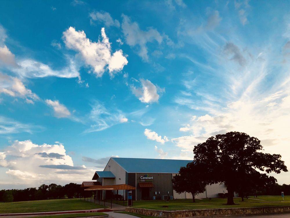 Covenant Church: 8690 Liberty Rd, Aubrey, TX