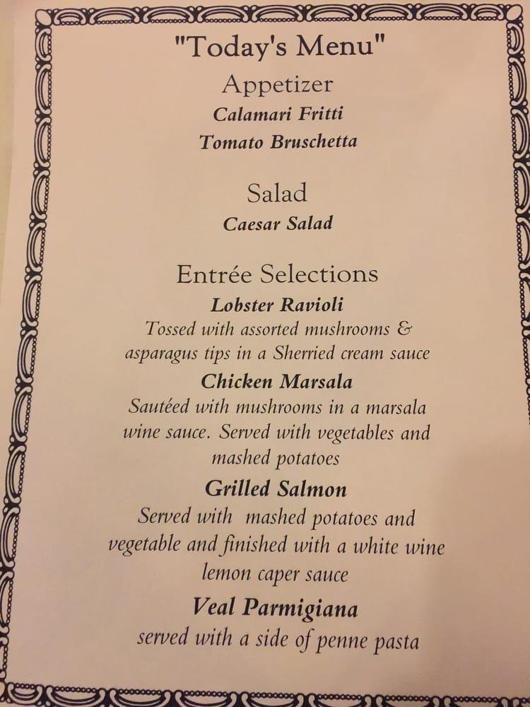 Christine Italian Restaurant Yardley Pa