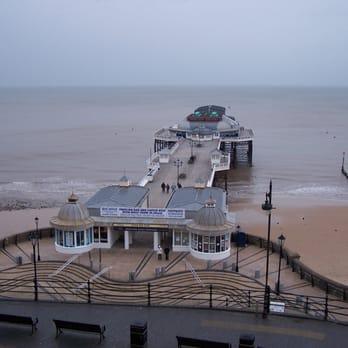 The Cromer Pier & Pavilion Theatre - Arts & Entertainment
