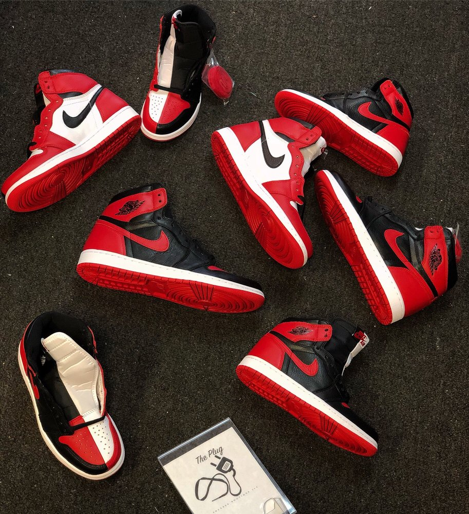 The Plug Sneaker Boutique