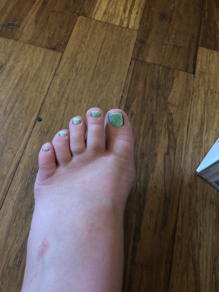 Impre's Nails & Spa: 195 Route 7 S, Chittenden, VT