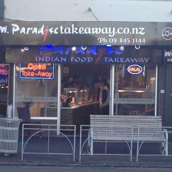 Paradise Indian Restaurant Auckland