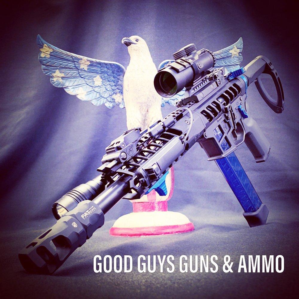 Good Guys Guns And Ammo: 161 S Middletown Rd, Nanuet, NY