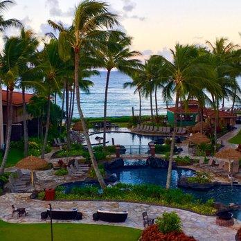 Marriott Waiohai Beach Club Kauai The Best Beaches In World