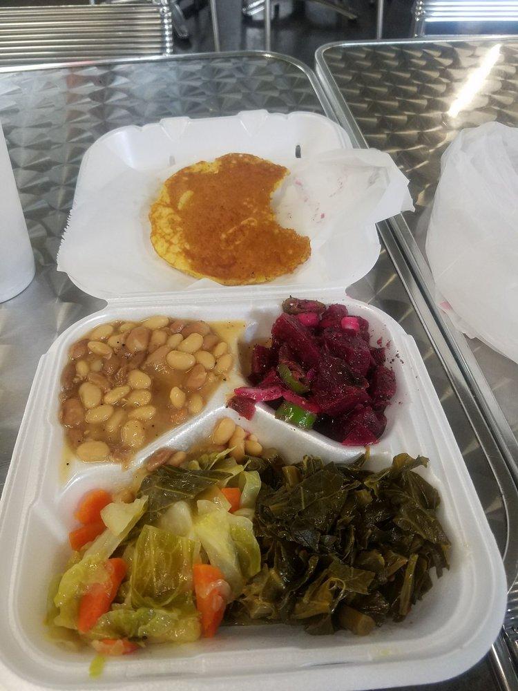 Metro Deli Soul Food: 209 Edgewood Ave SE, Atlanta, GA