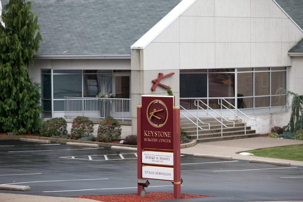 Robert M Kimmel, MD FACS -  Keystone Surgery Center: 575 E Norwegian St, Pottsville, PA