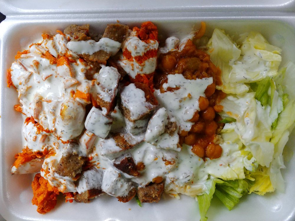 Photo of Metro Halal Food Cart: Arlington, VA