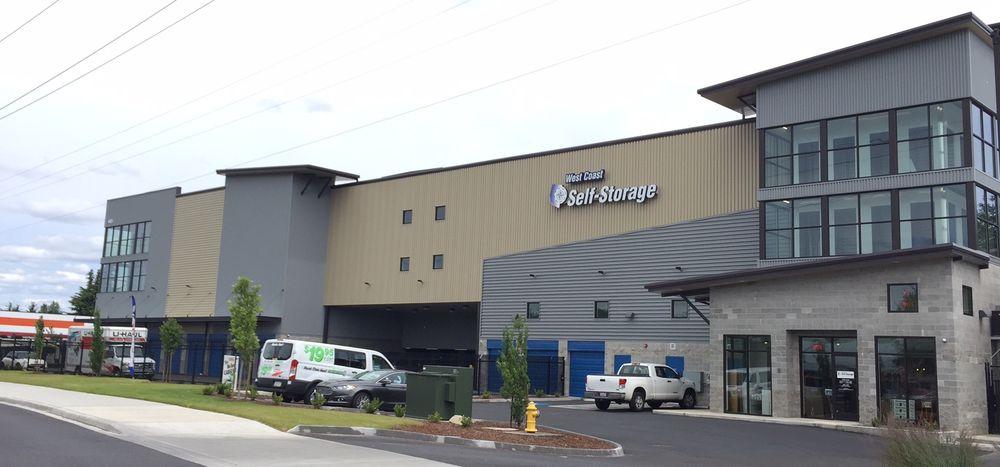 West Coast Self Storage Auburn In Auburn Wa Yelp