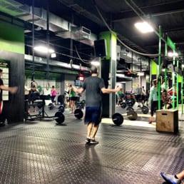 reebok fitness new york