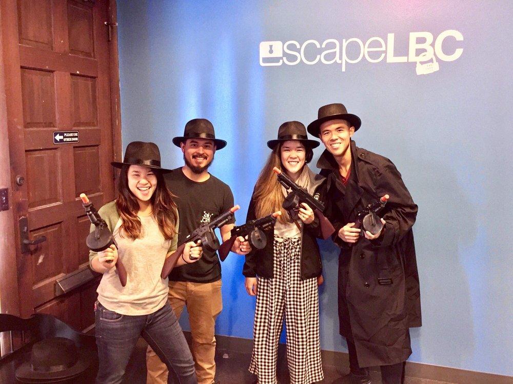 Escape Room Long Beach