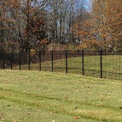 Photo Of Jersey Fenceworks Hillsborough Nj United States 54in High Jerith