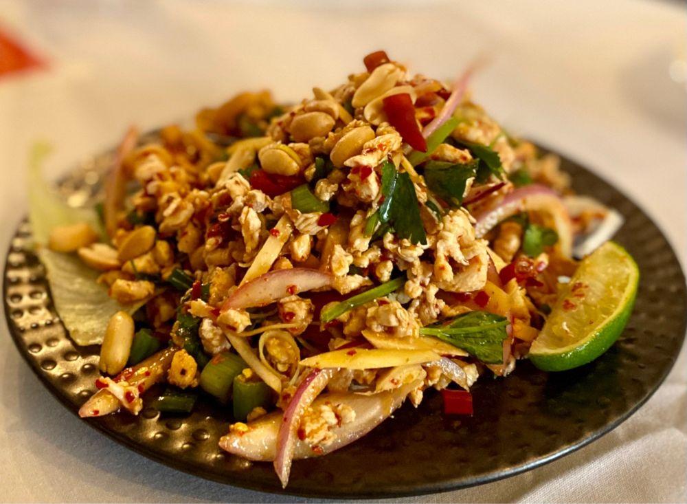 Food from Rama Thai