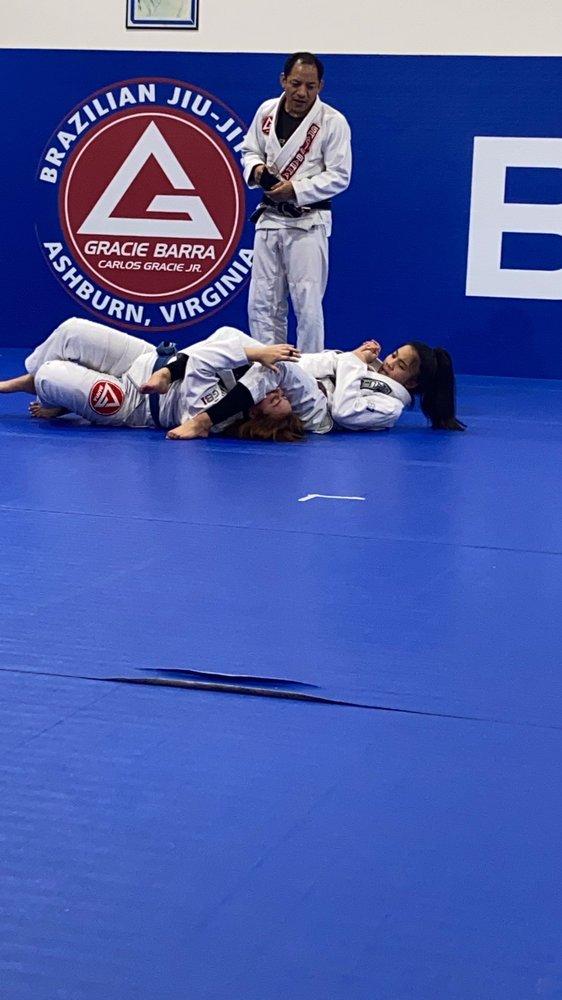 Gracie Combat Jiu-Jitsu Academy: 21770 Beaumeade Cir, Ashburn, VA