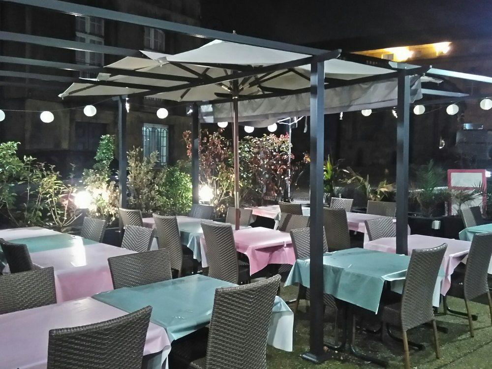 Aux trois m steakhouses 11 place de chambre metz for Chambre 57 metz
