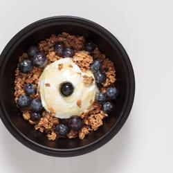 Photo Of Healthy Meals To Go Lubbock Tx United States Honey Yogurt