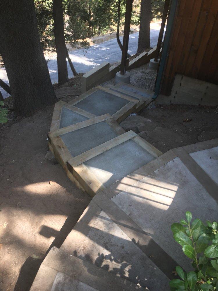 Kinslow Construction: 23728 Lake Dr, Crestline, CA