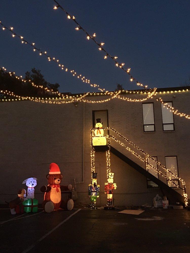The Pink Trap House: 1740 Defoor Pl NW, Atlanta, GA