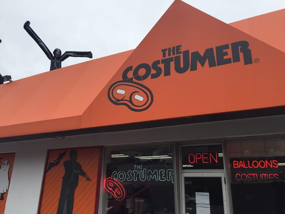 The Costumer: 1995 Central Ave, Albany, NY