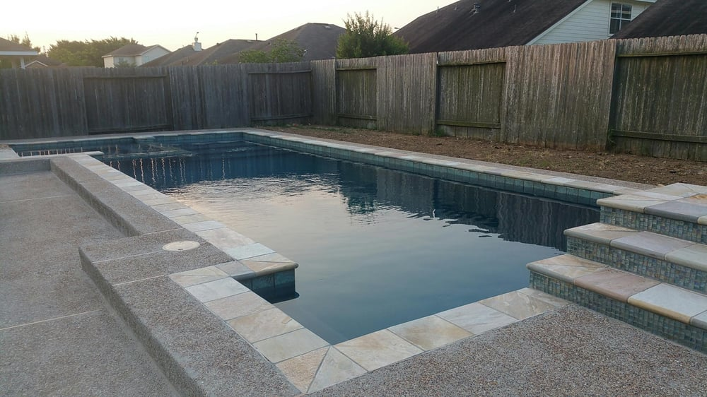Photo Of Aquascapes Pools And Spas   Tomball, TX, United States. Lap Pool