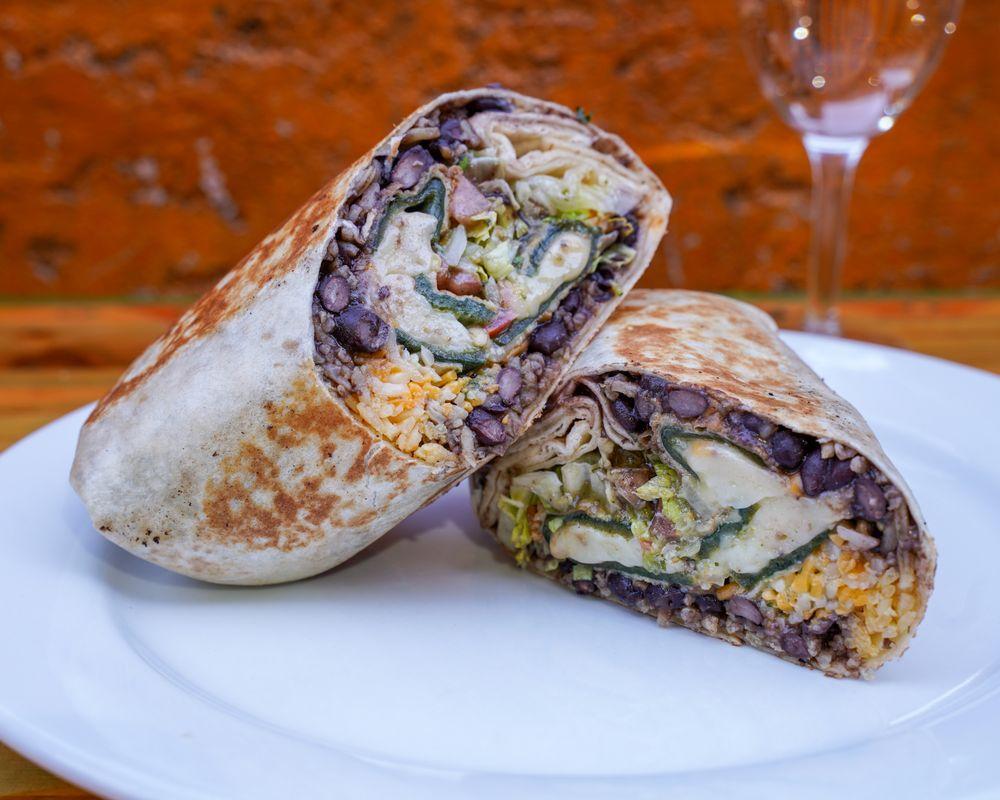 Syma's Mexican Grill: 1019 San Pablo Ave, Albany, CA